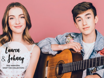 Lauren and Johnny™ Orlando Collection