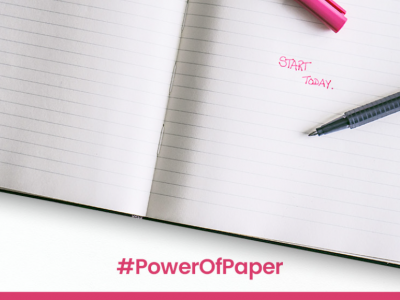 The Power of Paper & Your Well-Being in 2021